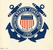 image of coast guard logo