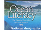 photo of ocean literacy poster