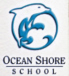 ocean shore school logo