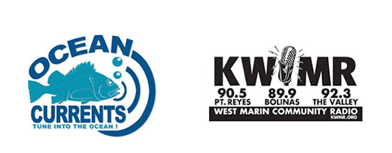 ocean furrents and kwmr radio logos